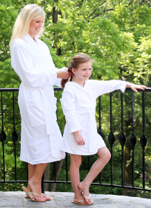 mother daughter robe-photoshop robes-LIFESTYLE