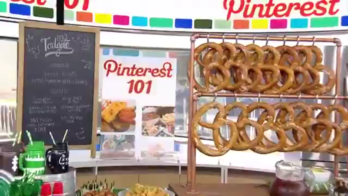 Pinterest 101 on The Today Show
